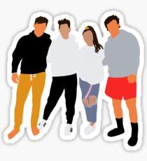 Schwestertrupp Sticker