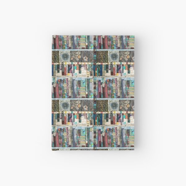 What Floats in Our Memories Hardcover Journal