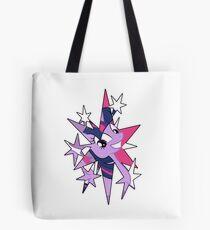 TwiStar Tote Bag