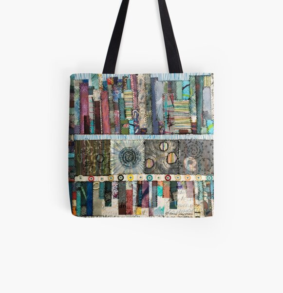 What Floats in Our Memories All Over Print Tote Bag