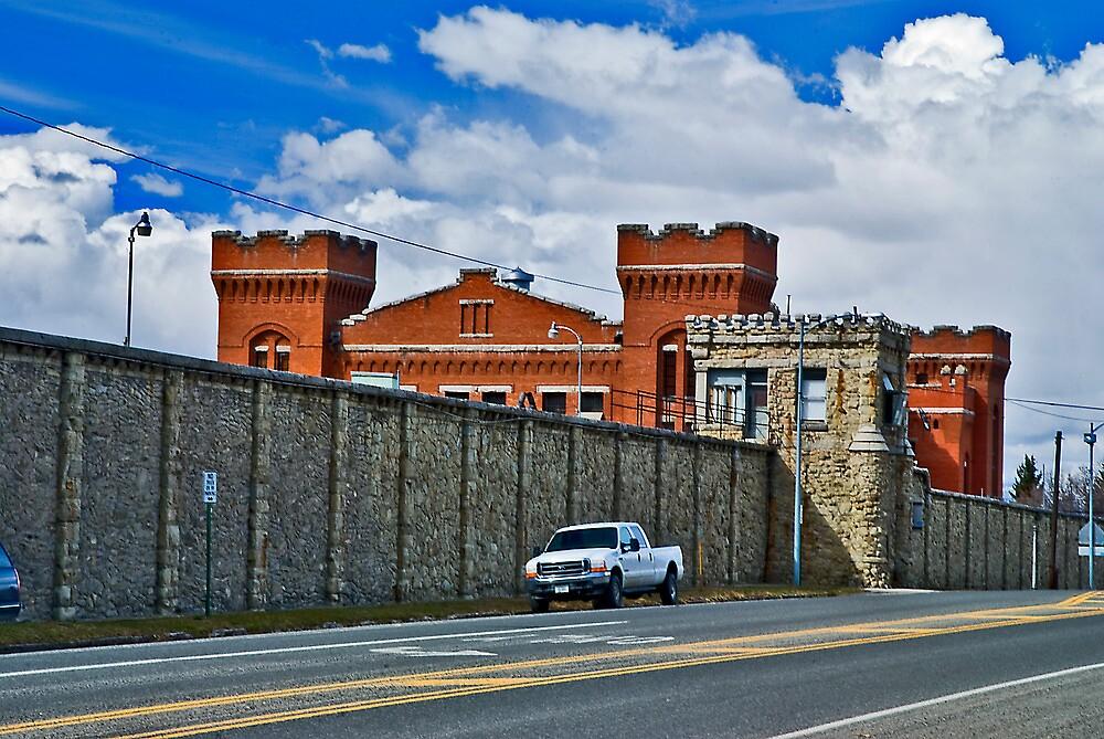 Do Stone Walls a Prison Make? by Bryan D. Spellman