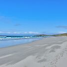 Traigh Eais, Isle of Barra, Outer Hebrides. by AlbaPhotography