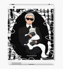Karl Lagerfeld iPad-Hülle & Klebefolie