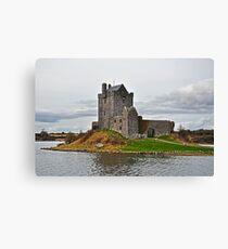 Dunguaire Castle, Kinvara, Co. Galway . Canvas Print