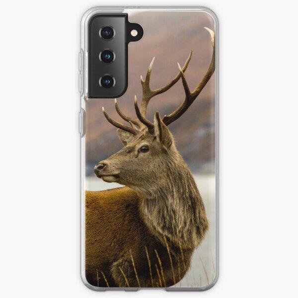 Autumnal Stag Samsung Galaxy Soft Case