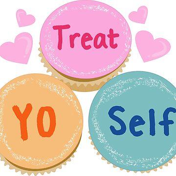 Treat yourself! by BrunaEsmanhotto