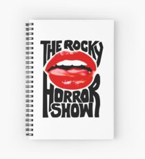 The rocky horror show Spiral Notebook