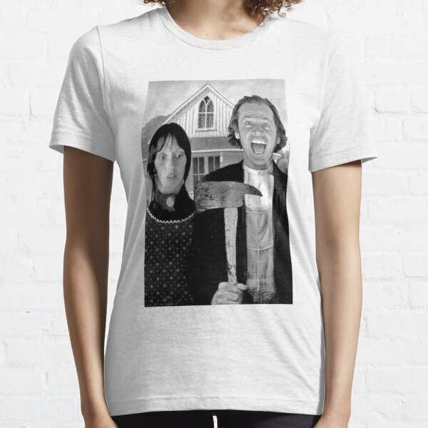 The Shining - American Gothic Essential T-Shirt