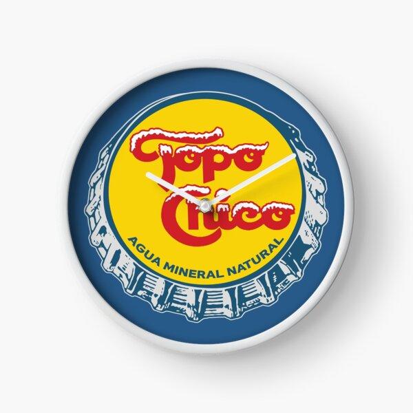 TOPO CHICO Clock