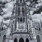 Ulmer Münster by Mark Bangert