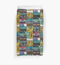 Some Galaxies Offer Us Joy  Duvet Cover