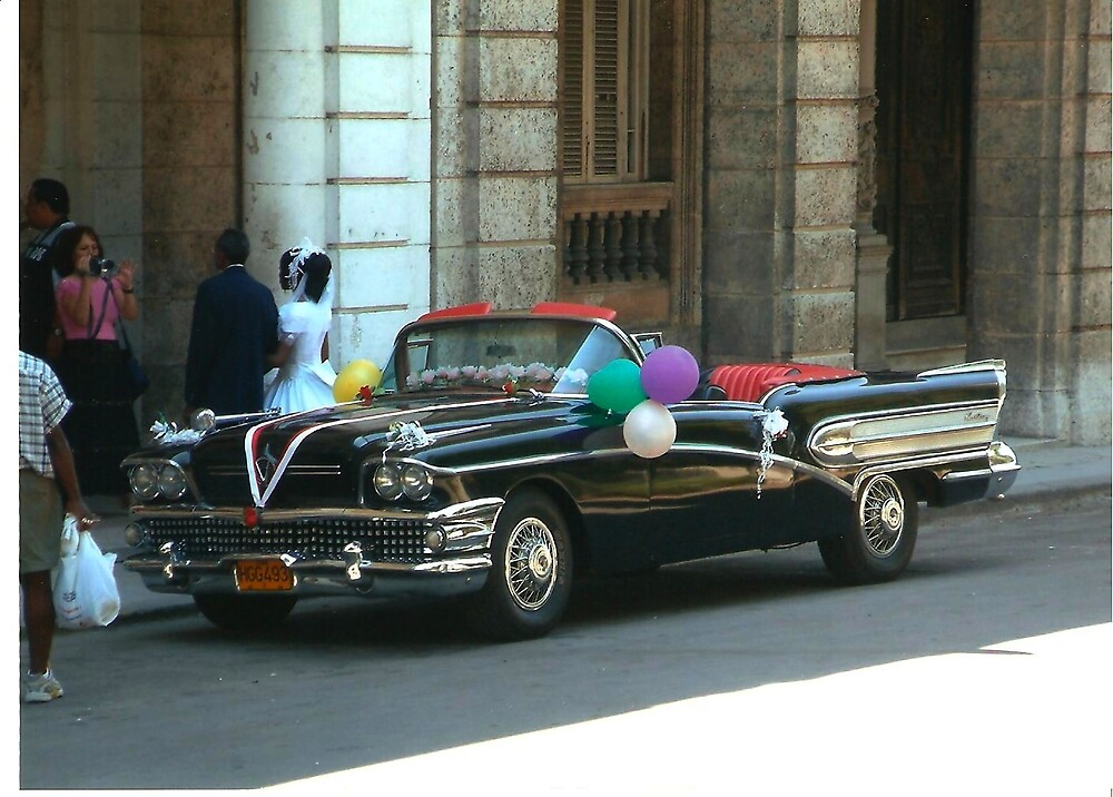 Havana Wedding by IngridSonja