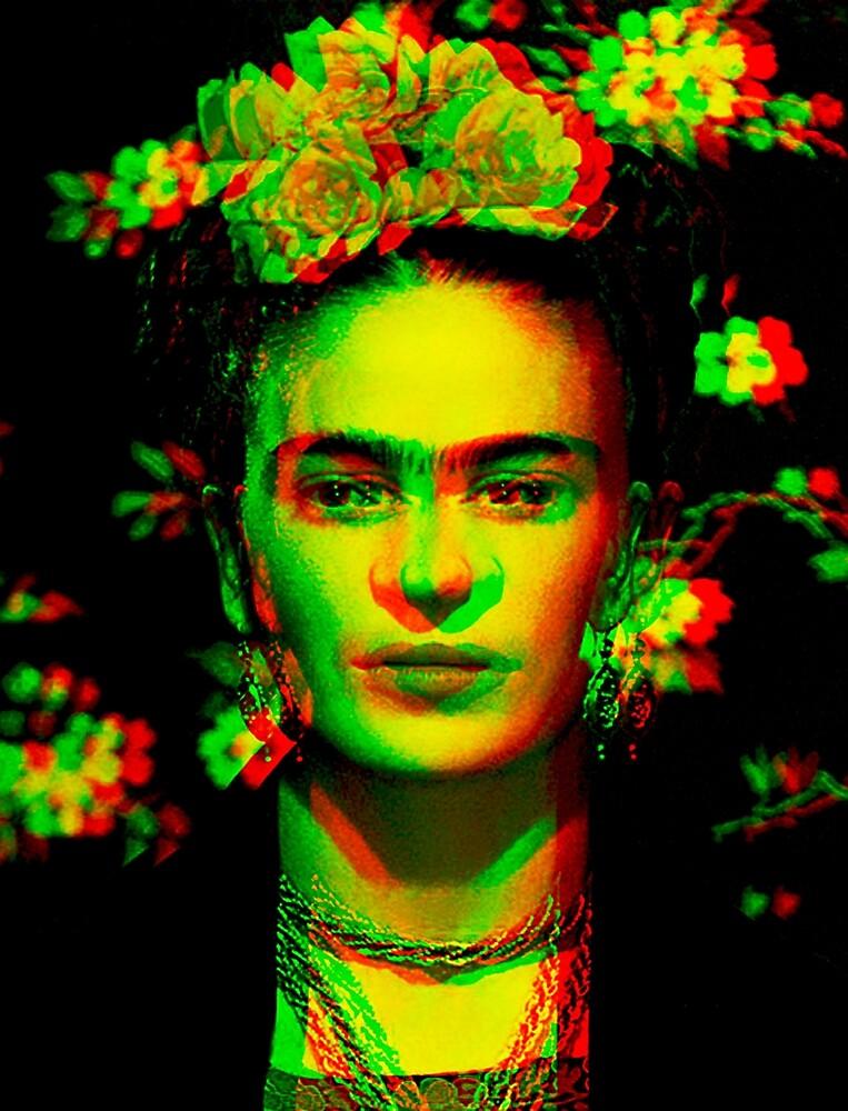 «Frida Khalo» de Ferrazi