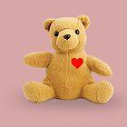Love Bear by roggcar