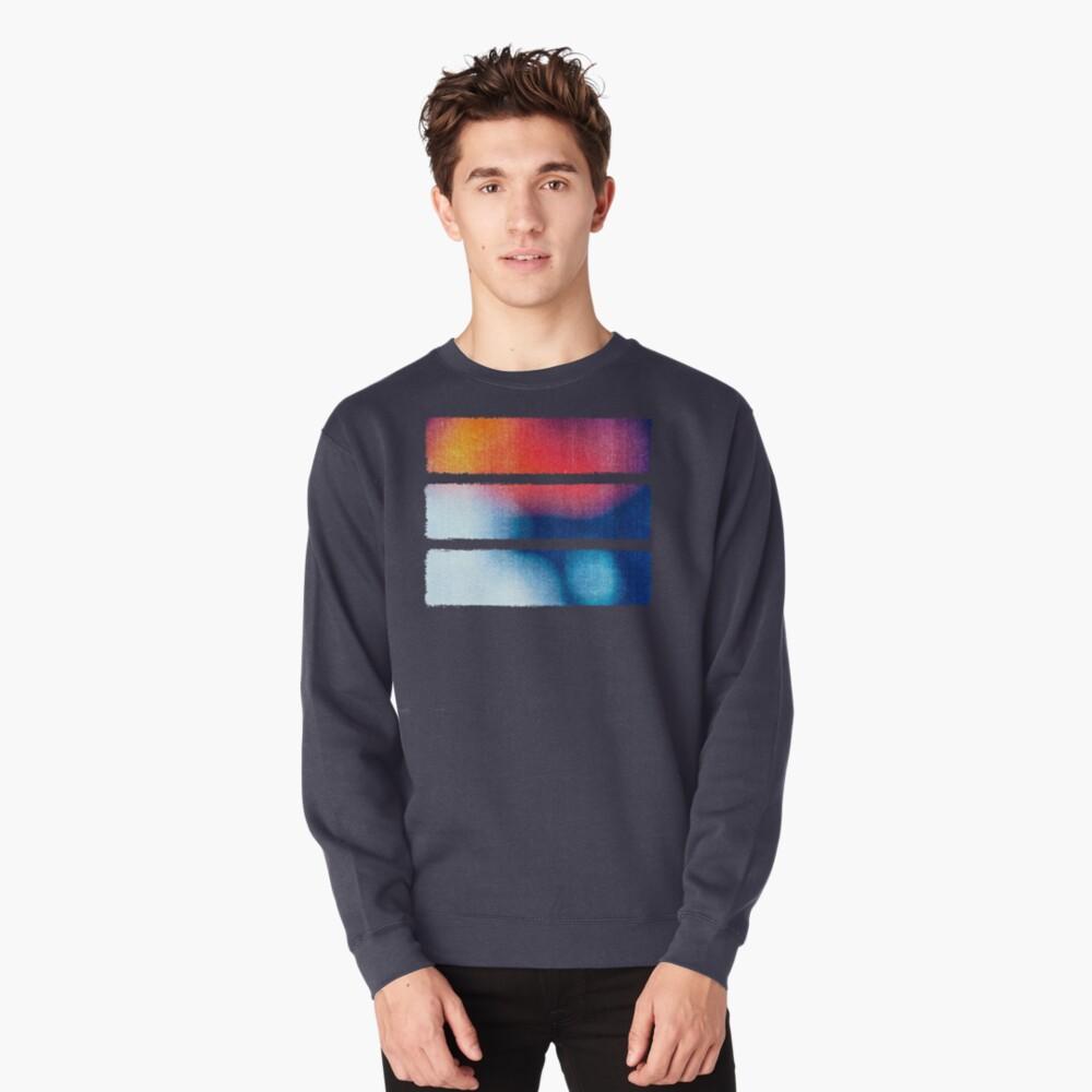 BLUR / Burning Ice Pullover Sweatshirt