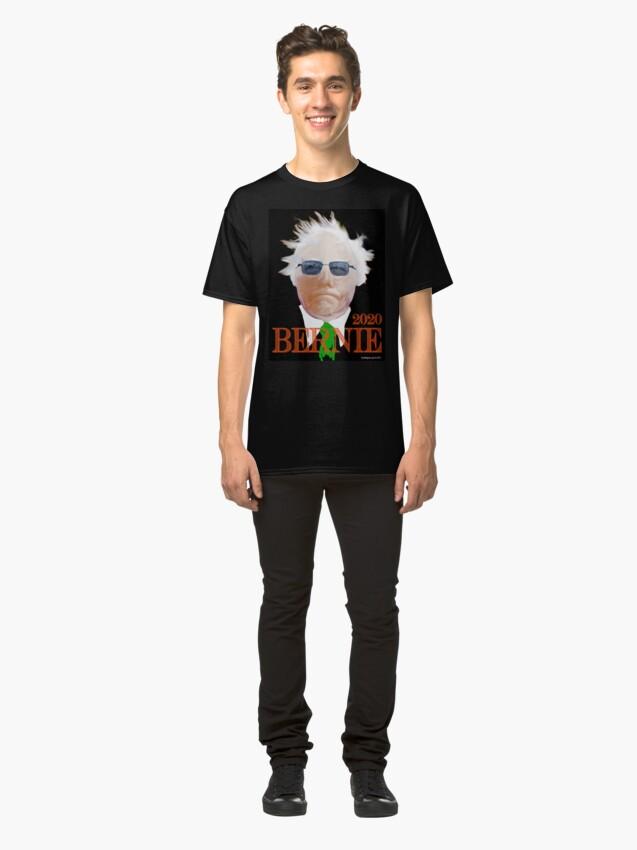 Alternate view of Bernie 2020 Classic T-Shirt