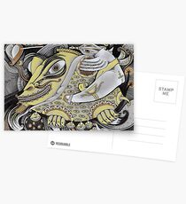 Fish Postcards