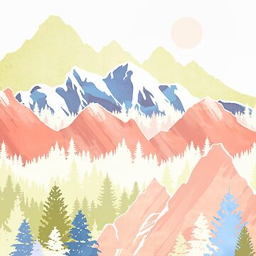 Spring Hills by spacefrogdesign