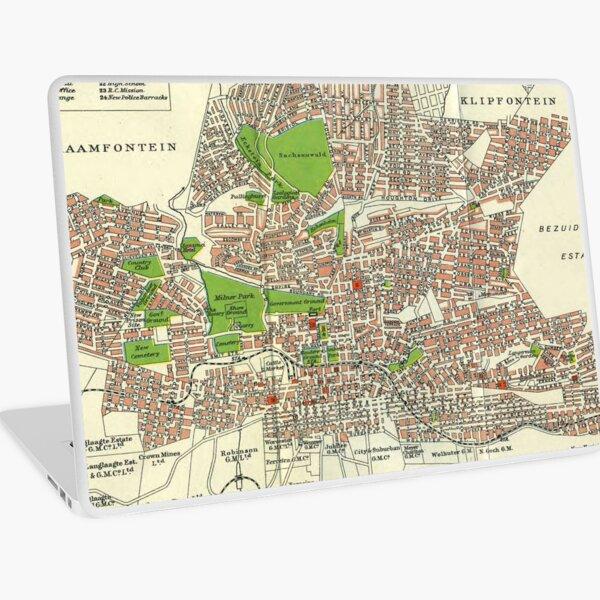 Johannesburg Laptop Skins Redbubble