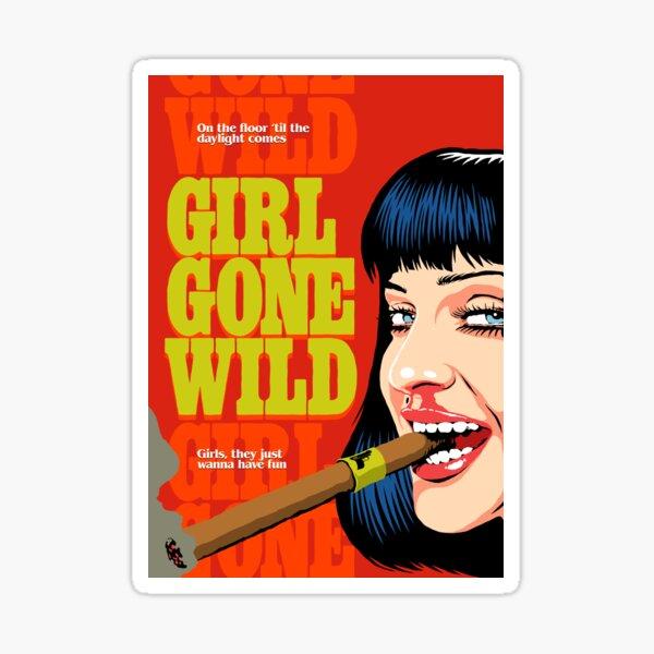 Gone Wild Sticker