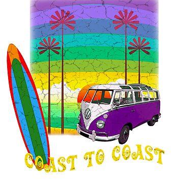 Coast to coast by dechap