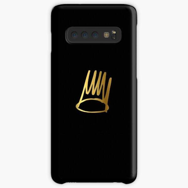 J.Cole Born Sinner Crown Funda rígida para Samsung Galaxy