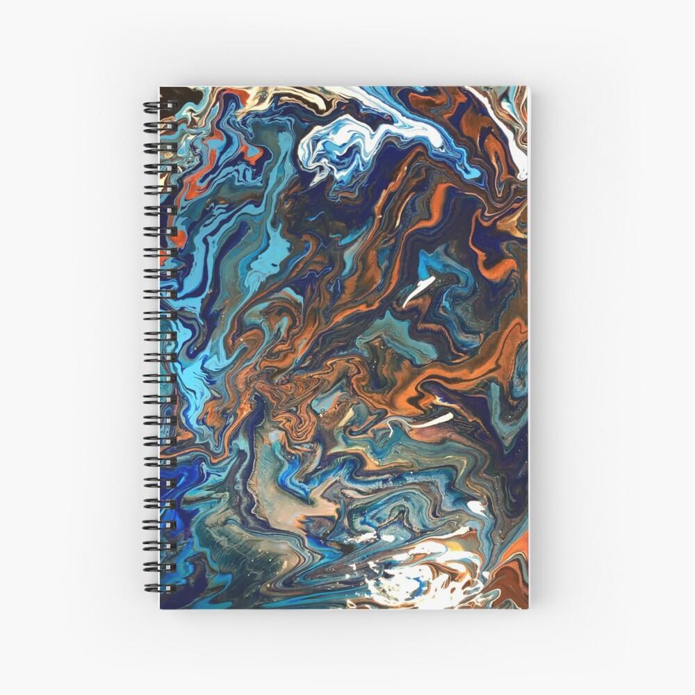 Copper River Spiral Notebook