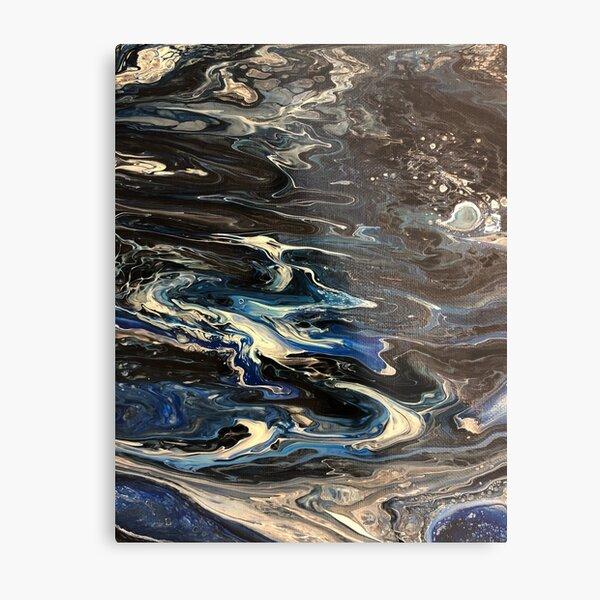 Mad Sea Metal Print