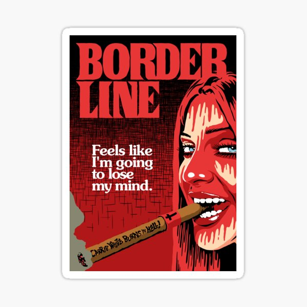 The Border Sticker