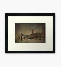 Good Friday Framed Print