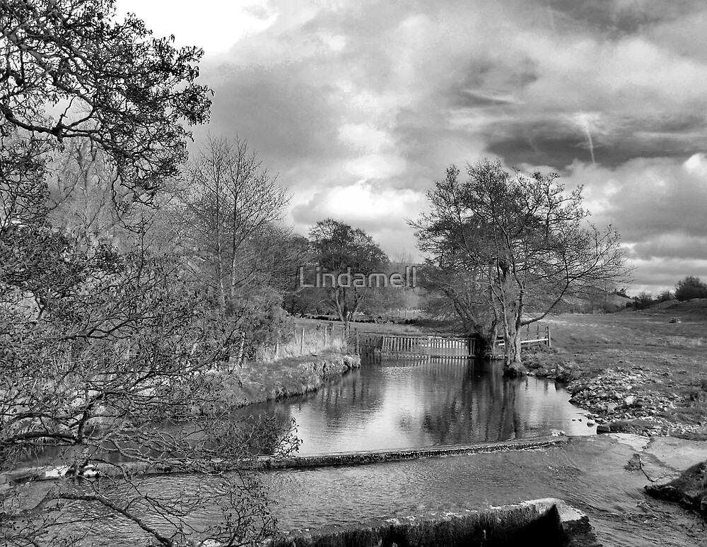 The Irish Bridge by Lindamell