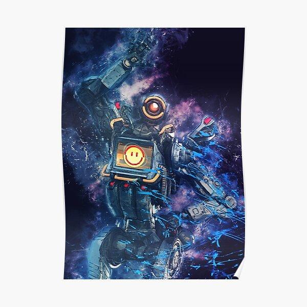 Apex Legends Poster Pathfinder - Póster de juegos Póster