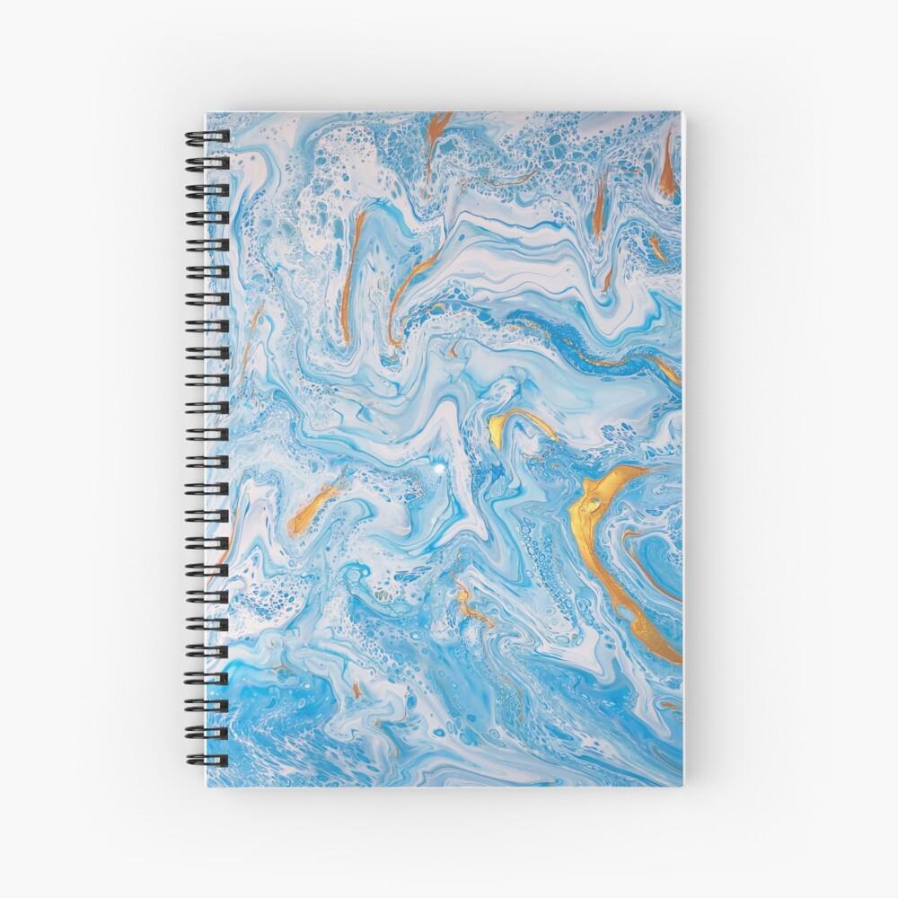 Fools Gold Spiral Notebook