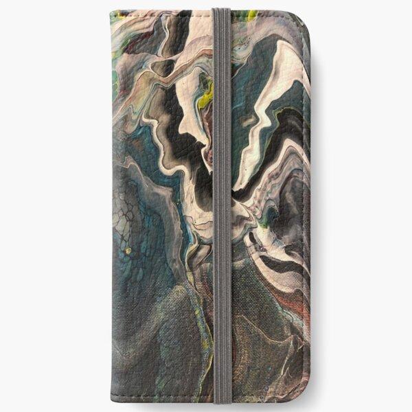 Heat Wave iPhone Wallet