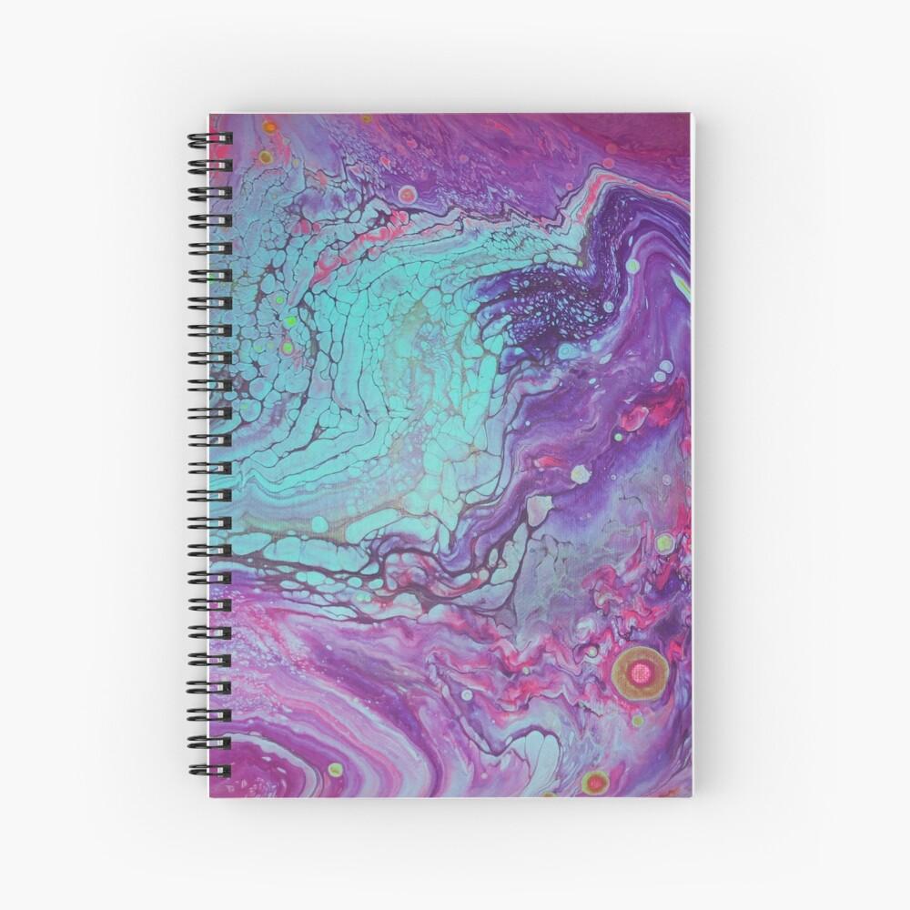 Pollution Spiral Notebook