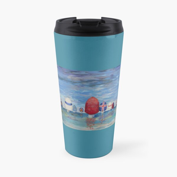 Spinnaker Party Travel Mug