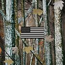 Hunting Camouflage Flag 2 by MilitaryCandA