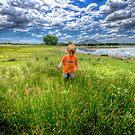 Scenic Sam by Bob Larson