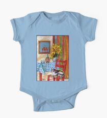 ITALIAN KITCHEN IN FLORENCE One Piece - Short Sleeve