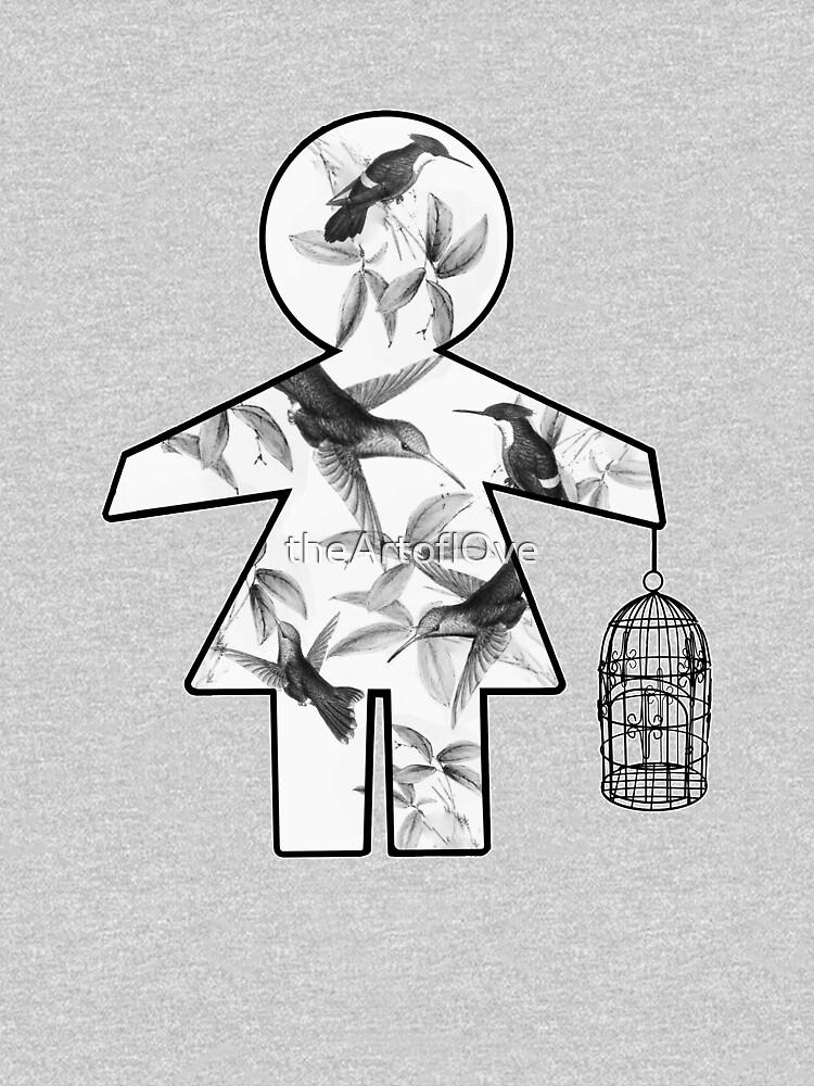 As free as a bird by theArtoflOve
