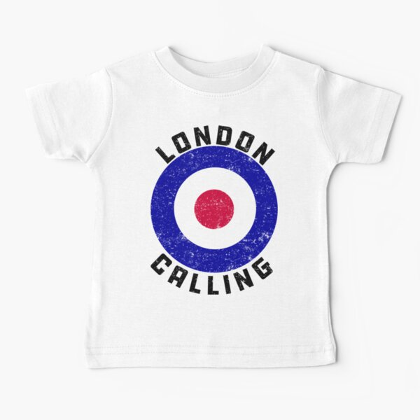 London Calling all the Punks! Baby T-Shirt