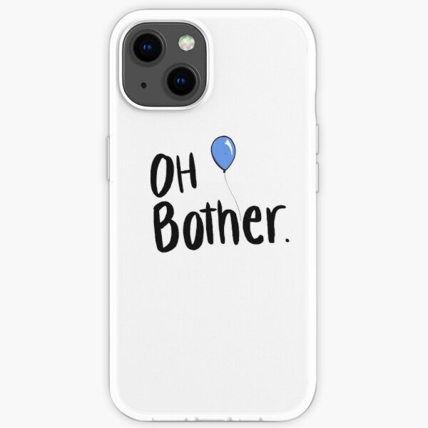 Oh Bother.  iPhone Soft Case