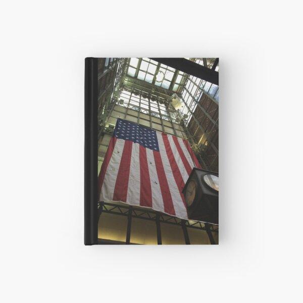Penn Station, New York City Hardcover Journal