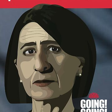 Stop Gladys $elling NSW by artbygeorge