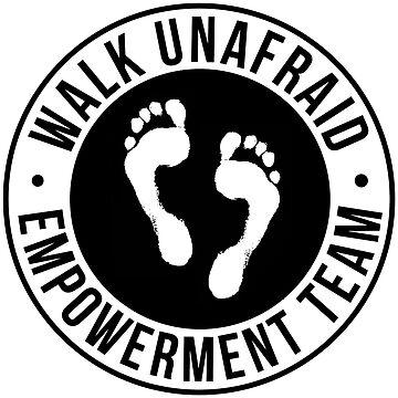 WALK UNAFRAID EMPOWERMENT TEAM by studiolabeleven