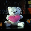 Dreisprachiger Teddy von BlueMoonRose