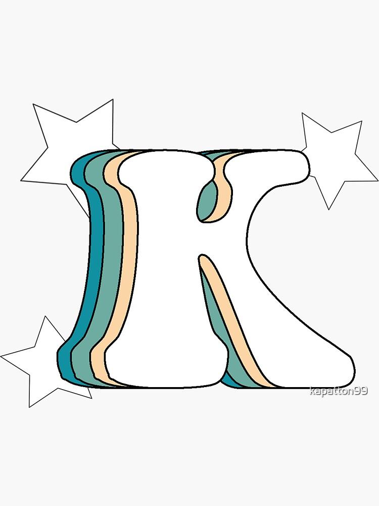 Retro K (Green) by kapatton99
