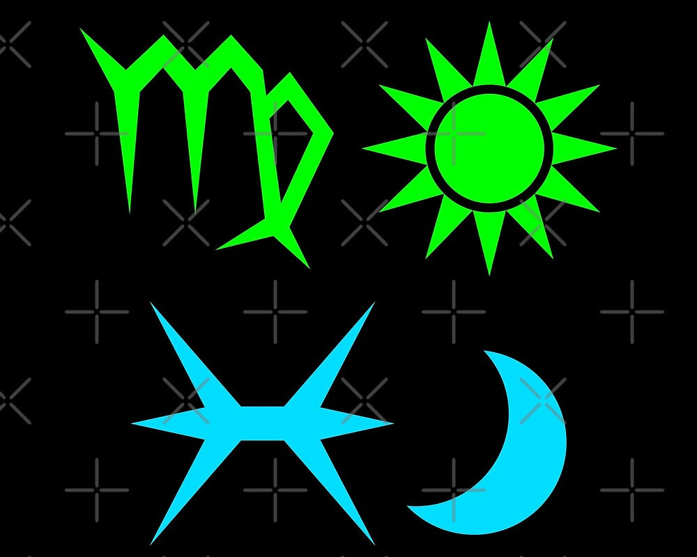 Virgo Sun Pisces Moon