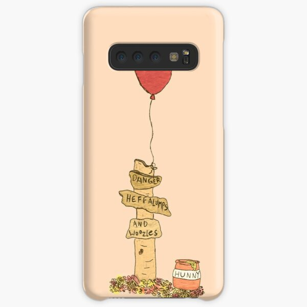 Danger! Heffalumps and Woozles! Samsung Galaxy Snap Case