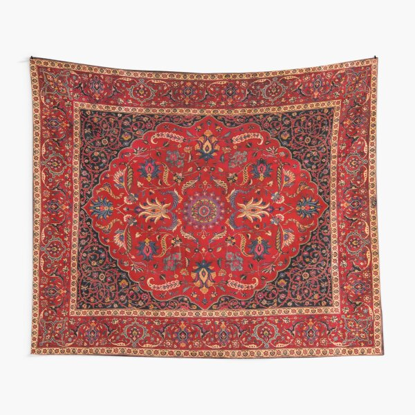 Antique Persian Rug Tapestry